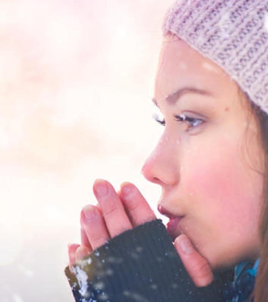 Trucos para que tu piel no sufra con la ola de frío polar