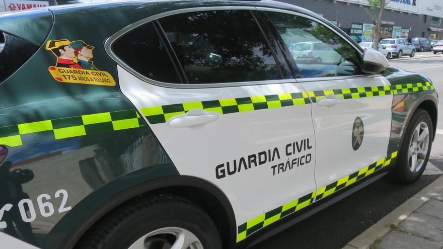 Un camionero cuadruplica la tasa de alcohol y circula sin seguro ni ITV en La Palma
