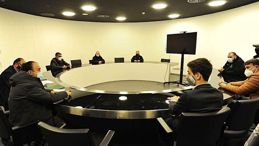 El Balonmán Lalín recibe 16.000 euros a través de un convenio con el Concello