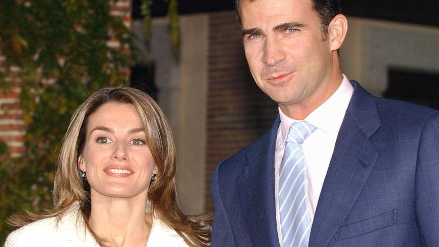 Los quince años del matrimonio de los Reyes de España, en fotos