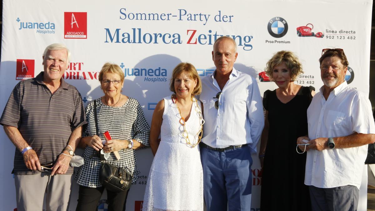04 Wolfgang Berndt, Ursula Berndt, Elisa Garc�a, Marc Pecastaings, Ursula Jansen, Ralf Jansen.JPG