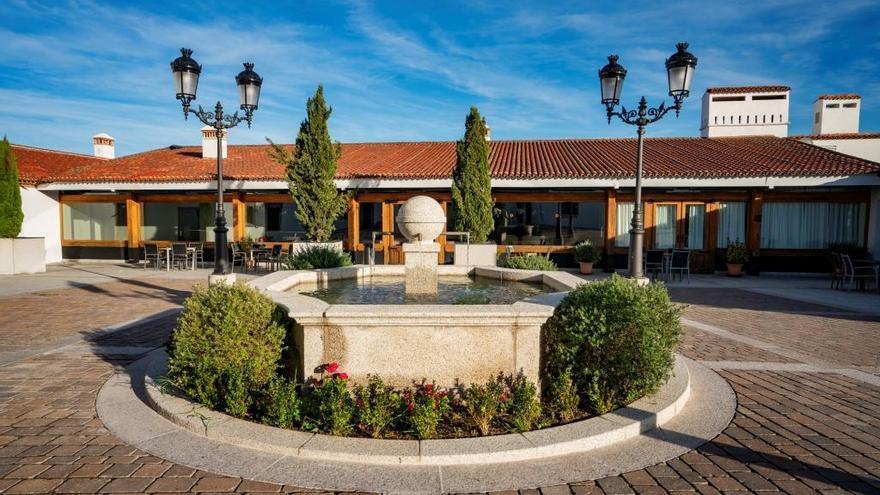 Hospes Palacio de Arenales & Spa: descanso en mitad de la naturaleza y buena gastronomía