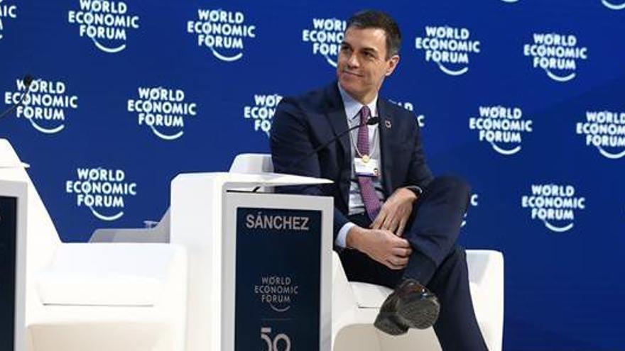 """Sánchez: """"España recibirá turistas cuando el 70% de la población esté vacunada"""""""