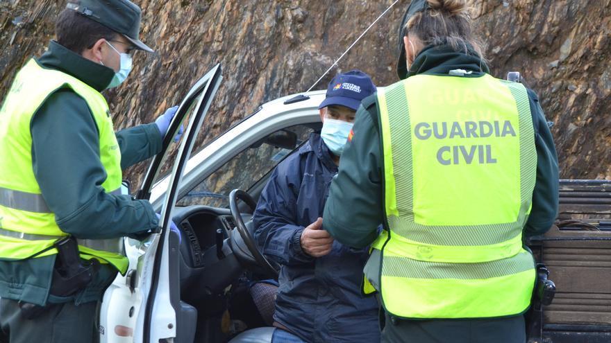 Casi 3.600 denuncias por infracción de la normativa del coronavirus en Zamora