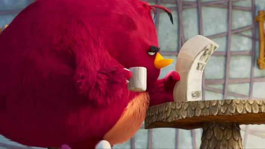 «Angry Bids 2: La pel·lícula»: Amb motius per entretenir