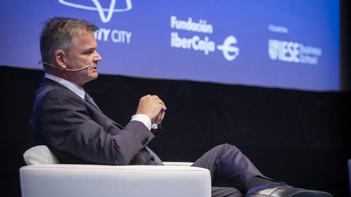 Fred Pattje, Responsable de Amazon Customer Fulfillment en Francia, Italia y España