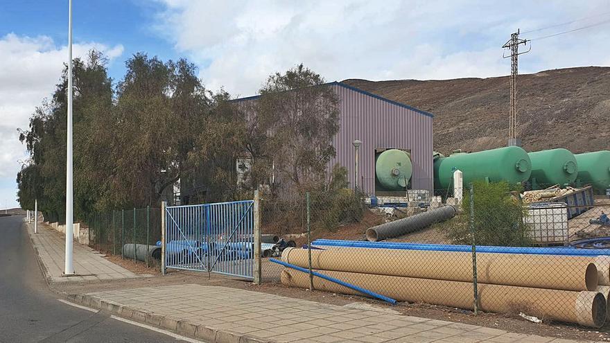 El Cabildo realiza un plan insular para garantizar el suministro de agua potable