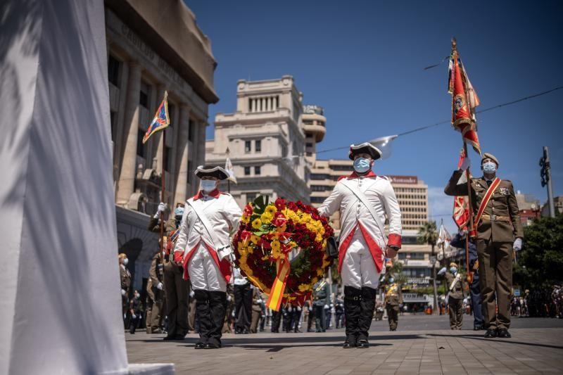 Día de las Fuerzas Armadas en Canarias