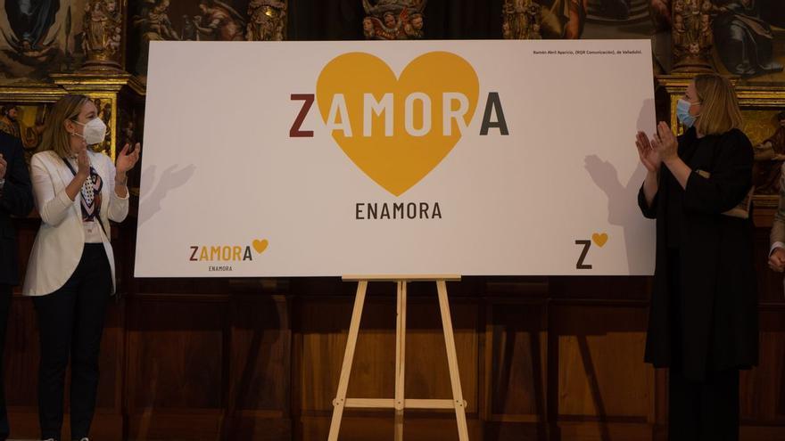 """La marca """"Zamora Enamora"""", de uso libre y gratuito para todos"""