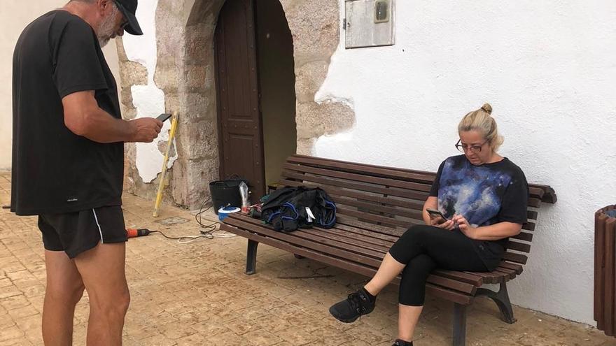 Incomunicada esta pedanía de Castellón: una semana sin cobertura y dos días sin teléfono fijo