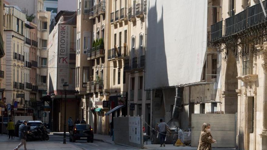 La prohibición de reuniones vecinales telemáticas paraliza la rehabilitación de edificios
