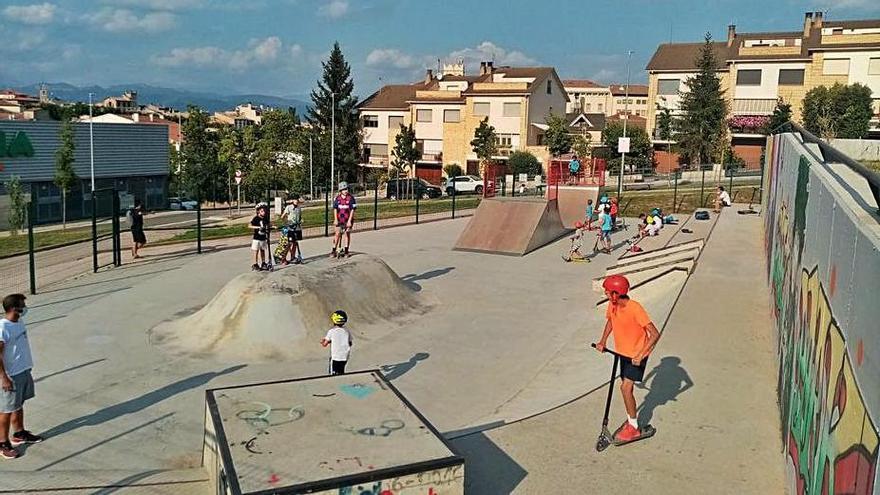 L'Ajuntament de Solsona dona continuïtat a les activitats de l'skatepark