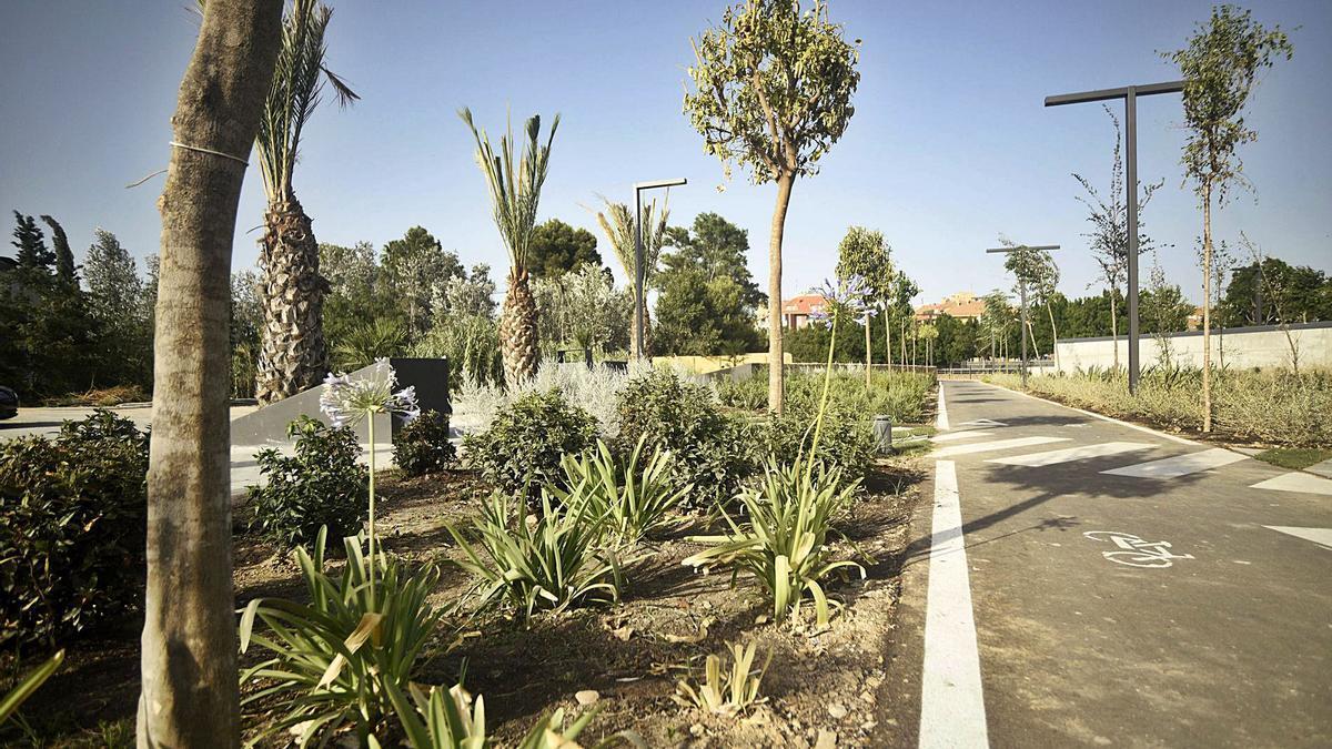 Murcia Río es uno de los  proyectos estrella  del Gobierno local.  i.s.