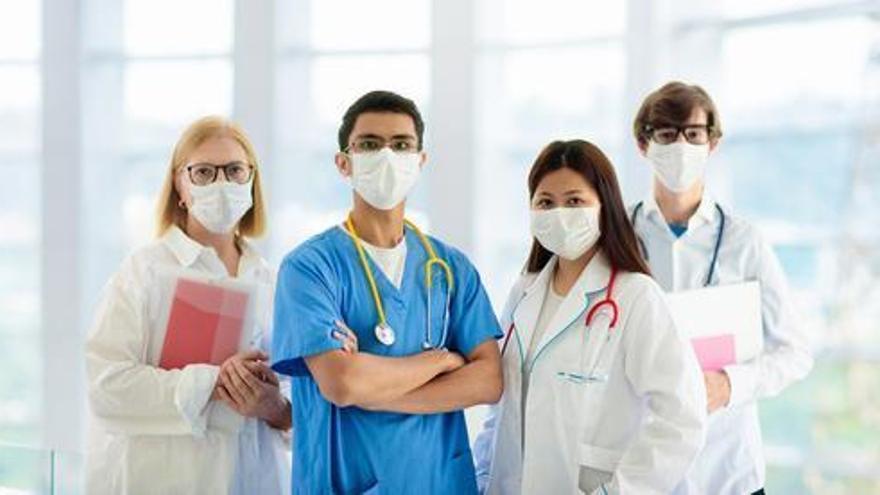 Se buscan médicos de familia, dermatólogos, oftalmólogos y fisioterapeutas para Francia