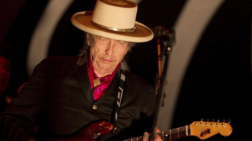 Bob Dylan da sentido al caos