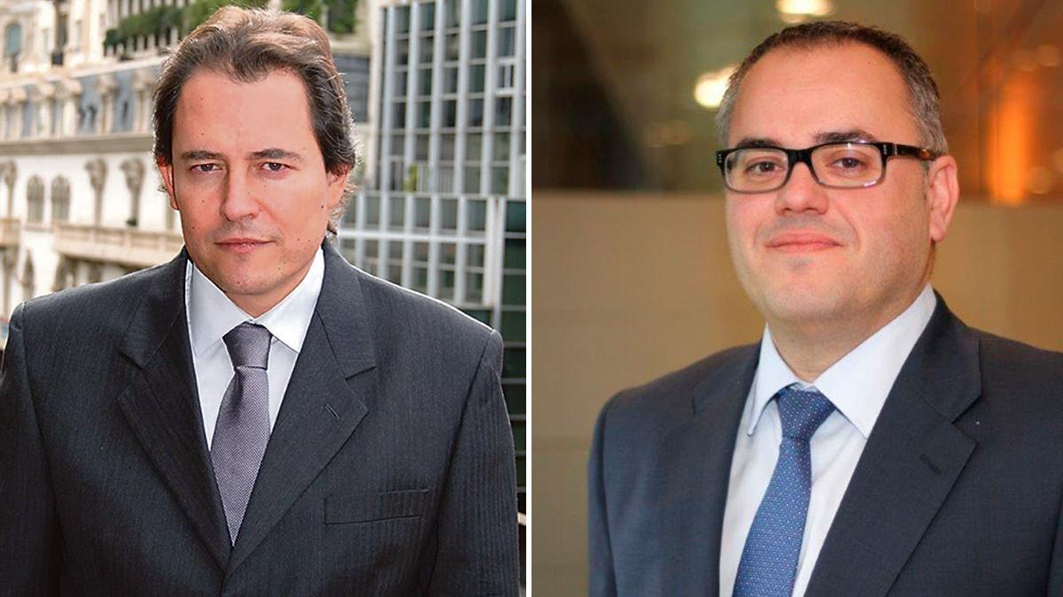 Robert Casajuana y David Rodríguez