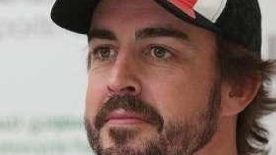 Marcha atrás de Fernando Alonso en su polémica con Vicente Del Bosque