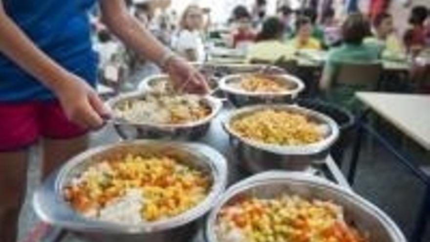 El PP recurre el acuerdo de las ayudas de comedor para que las familias las cobren desde el inicio del curso