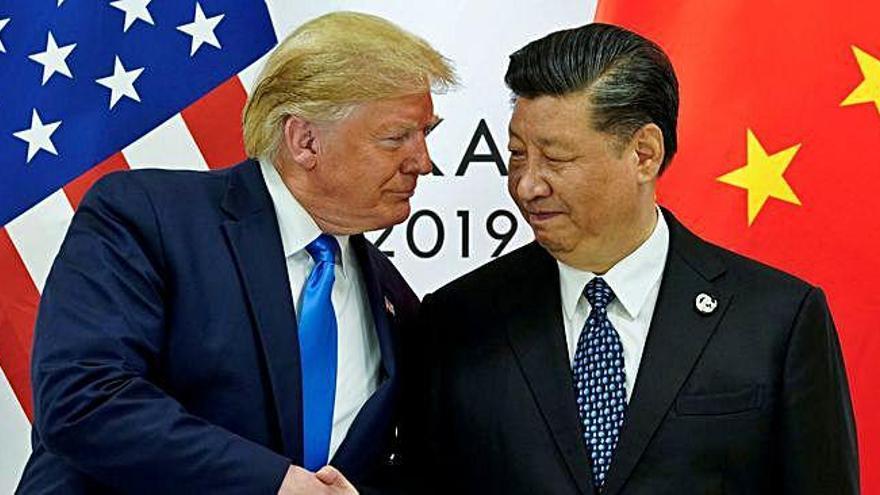 La guerra comercial de Trump reviu el Cinturó i Ruta de la Seda