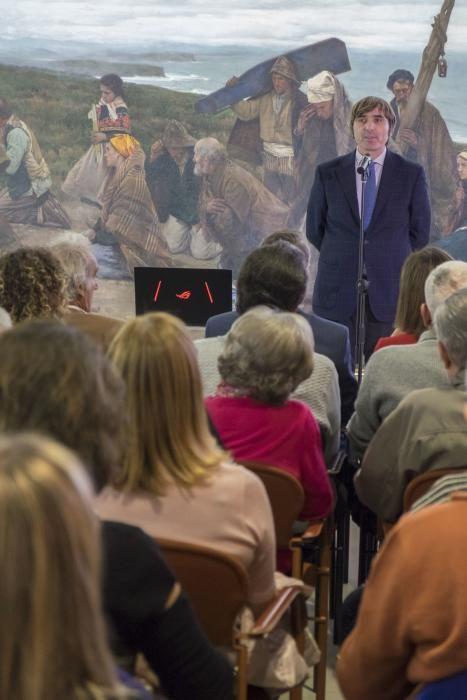 Presentación de Amigos del Museo de Bellas Artes
