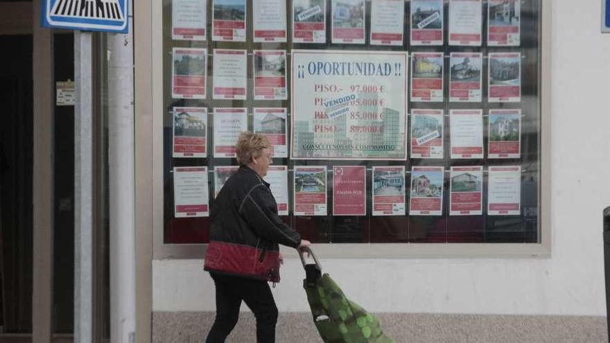 Bueu registra en abril el mayor alza en el precio de la vivienda usada y se sitúa en 1.482 euros por metro
