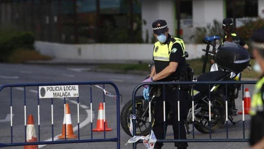 La Policía Local refuerza la vigilancia en Nochevieja para las medidas Covid-19