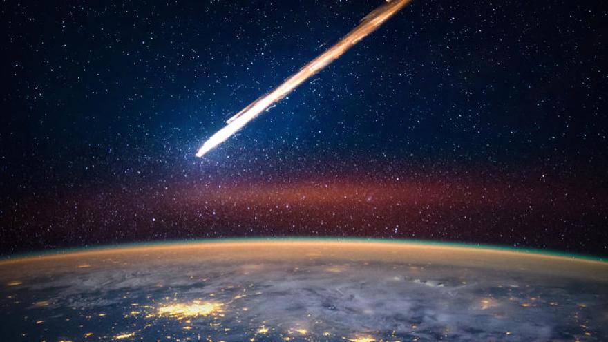 La explosión reciente de un meteorito fue 10 veces superior a la de Hiroshima