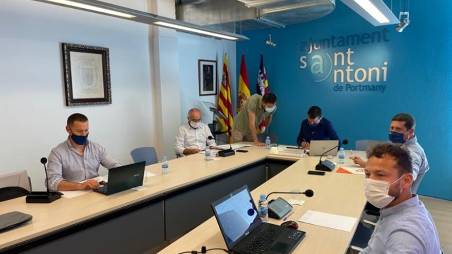 Sant Antoni cierra su crisis interna con un nuevo organigrama en Urbanismo