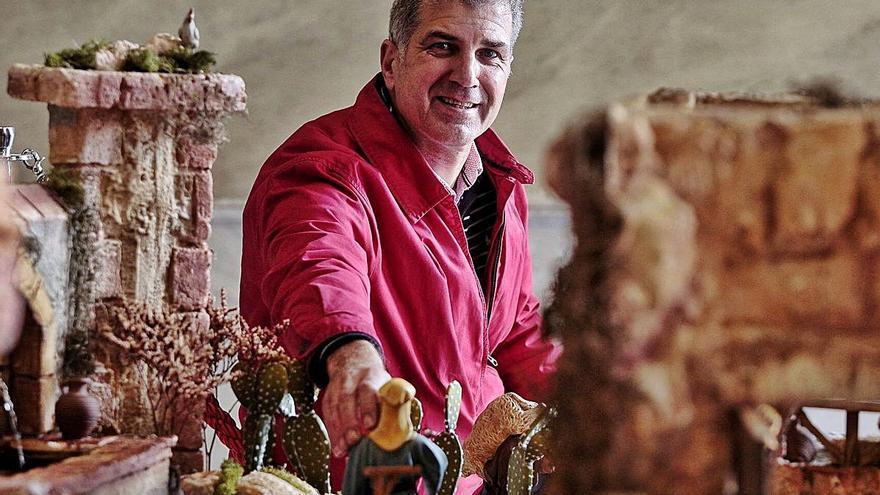 De las figuras de plastilina y fósforos a las de barro