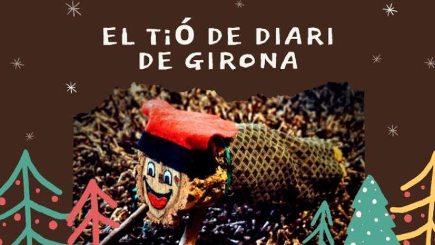 Participa en el tió de Diari de Girona