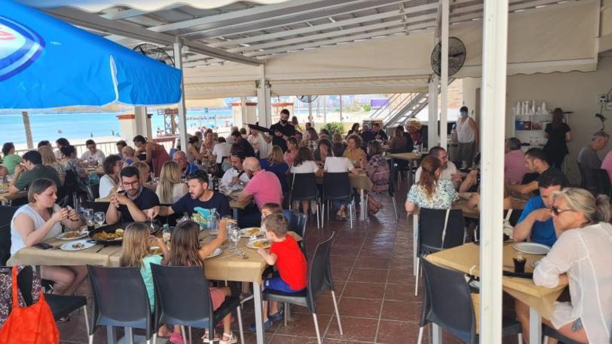La primera mitad de junio en Cullera infunde optimismo al sector turístico