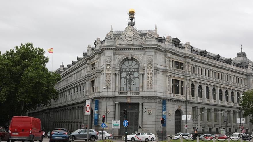 El Banco de España confía en recuperar la riqueza precovid a finales de 2022