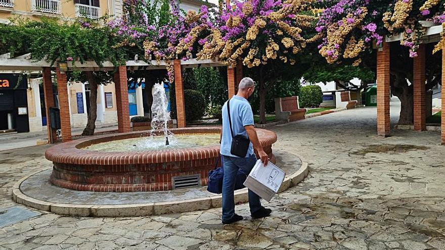 Dénia apuntala la peatonalización de Marqués de Campo y la Glorieta
