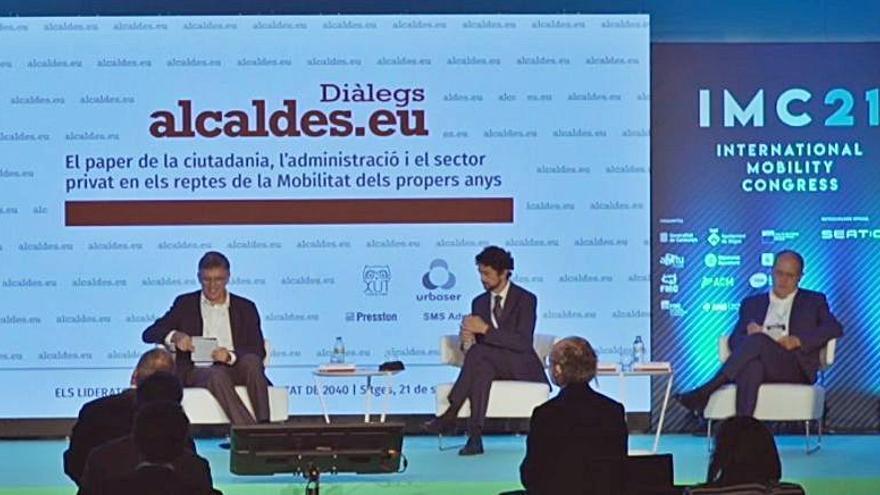 Digitalitzar, descarbonitzar i millorar el finançament, prioritats de la mobilitat