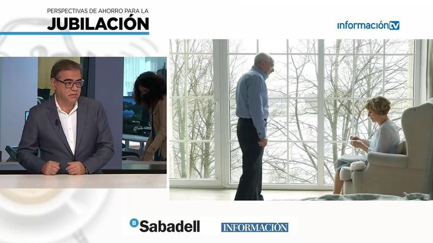 Sabadell: Perspectivas de ahorro para la jubilación
