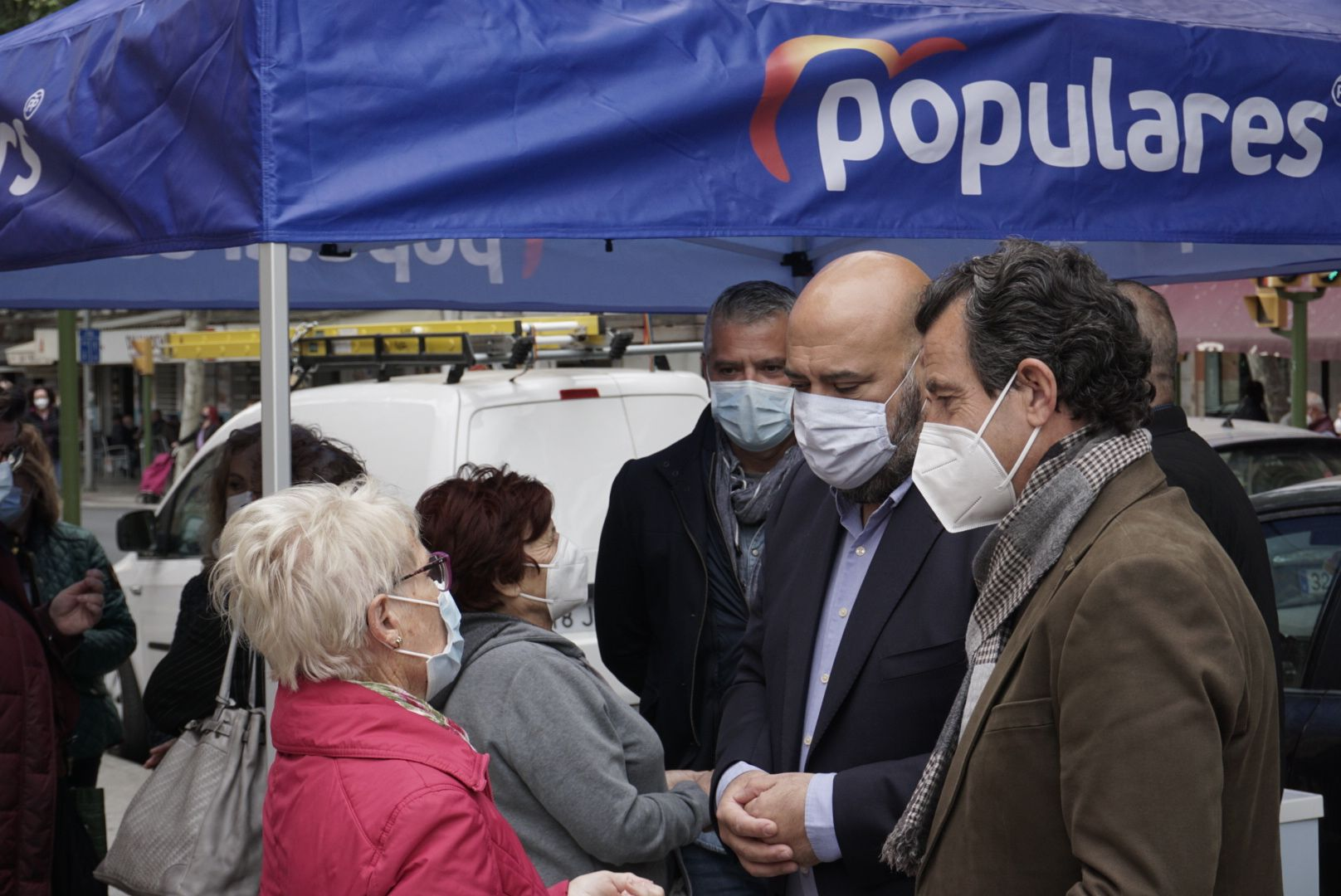 """El PP sobre la peatonalización de Nuredduna: """"Crea más problemas que los que resuelve"""""""