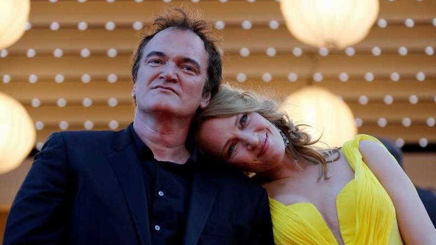Medio siglo de la musa de Tarantino