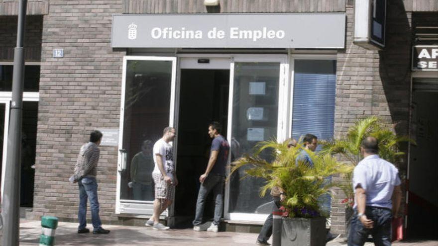 El paro aumenta en Canarias en 4.000 personas en el último trimestre