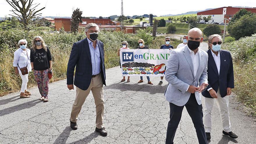 Foro, PP, Vox piden una comisión para investigar la ITV de Granda