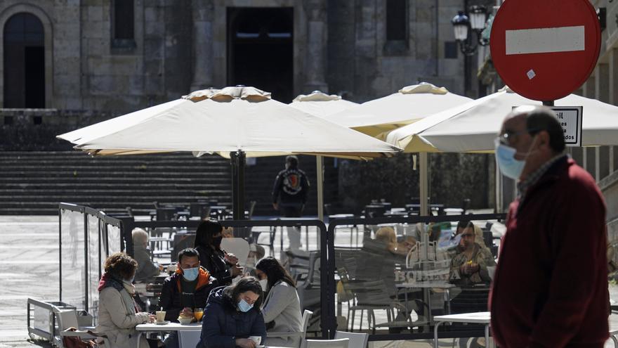 Lalín llega a 41 casos activos de COVID, su cifra más alta desde que empezó 2021