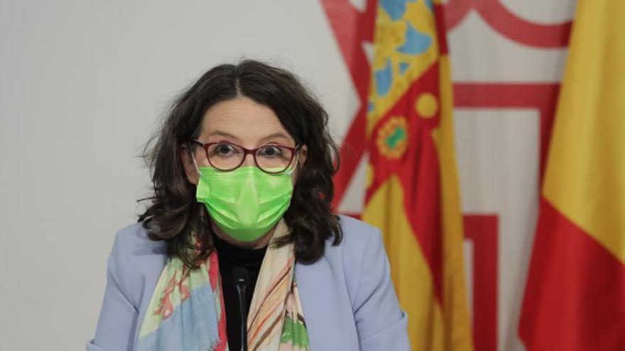 """Oltra pide revisar la ampliación del Puerto """"con ojos de 2021 y no de 2006"""""""