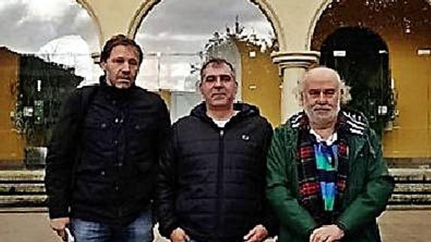El PP, el PSOE y Ciudadanos piden un pleno sobre la municipalización del agua