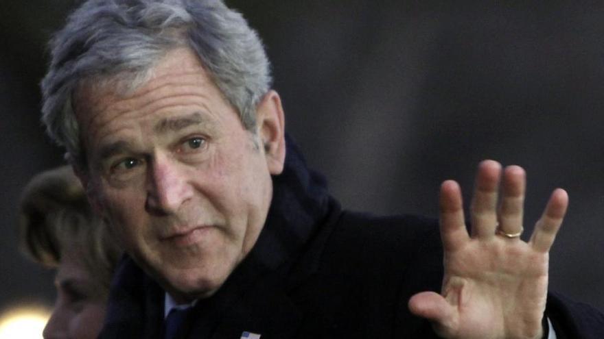 Bush felicita a Biden a diferencia de Trump
