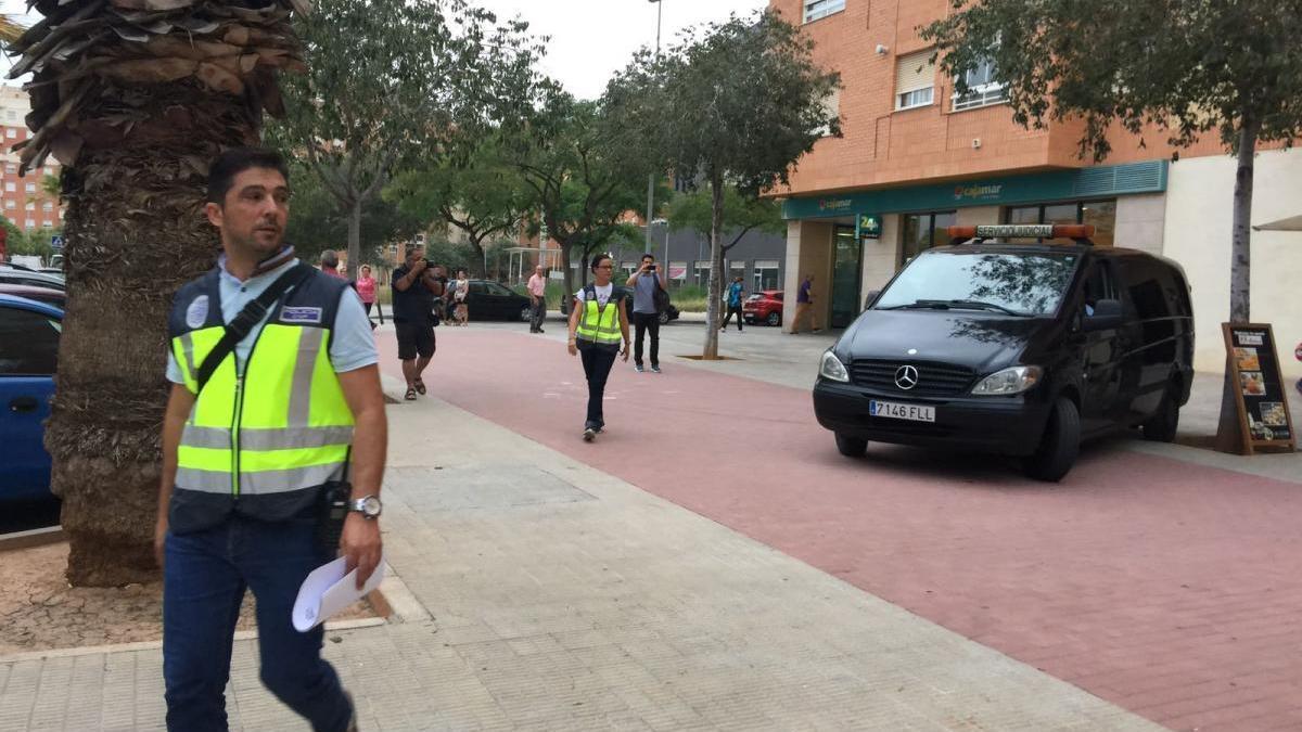 Un padre mata a cuchilladas a sus dos hijas de 2 y 6 años y se quita la vida en Castellón