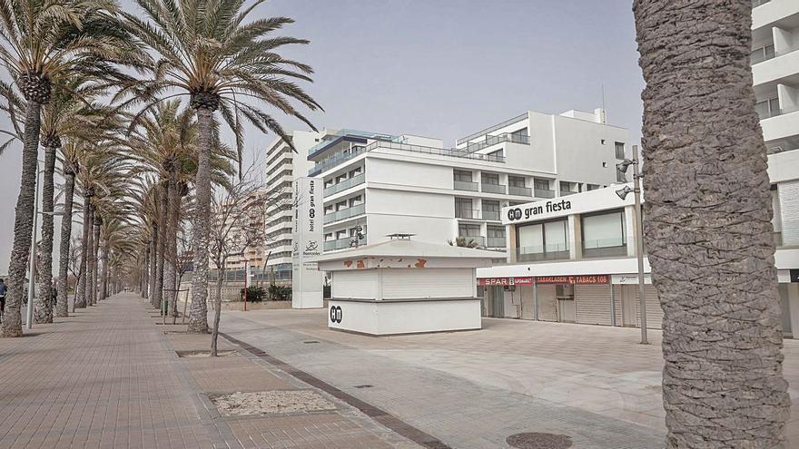 Aumenta el número de hoteles en venta en Baleares por la pandemia