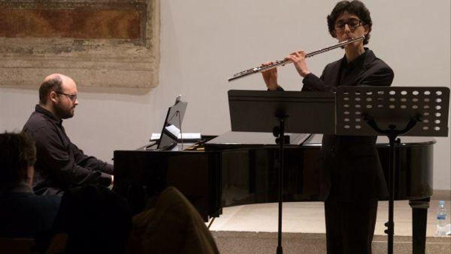 Fernando Barba y Manuel Bocos ofrecen un concierto en el Teatro Latorre de Toro