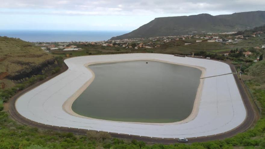 El Cabildo de Tenerife incrementa más de un 25% la compra de agua para riego