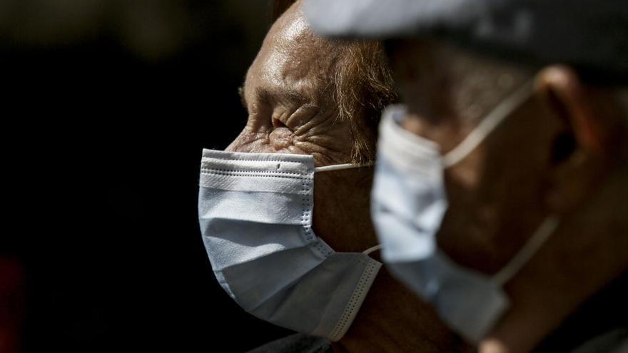Proteger a los mayores, prioridad de las nuevas restricciones que se anuncian hoy