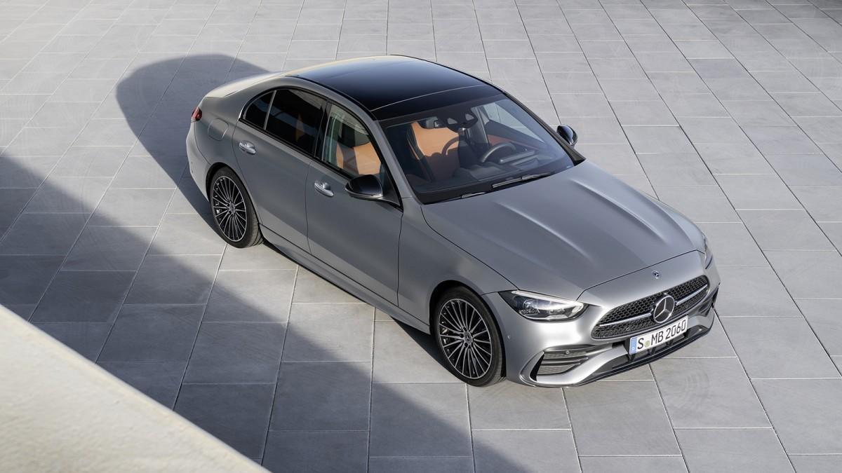Nuevo Mercedes-Benz Clase C, una berlina compacta que rebosa lujo y tecnología