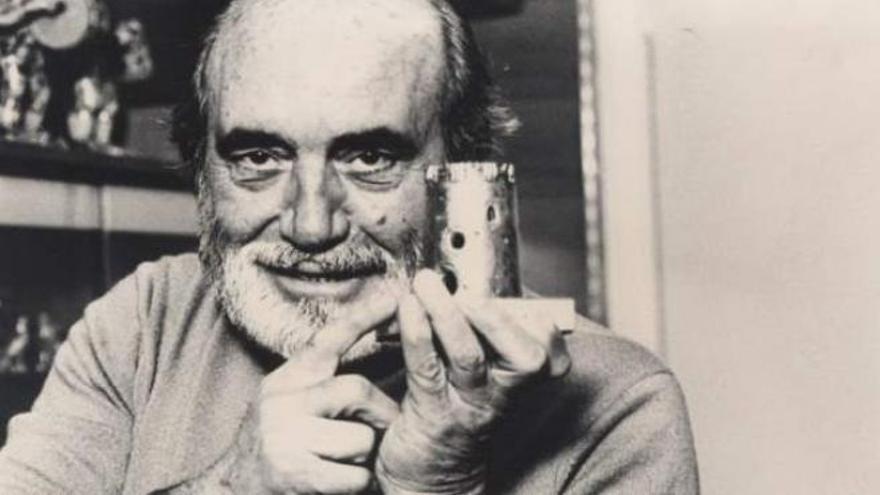 Paterna celebra       el centenario de Antonio Ferrandis con una exposición permanente
